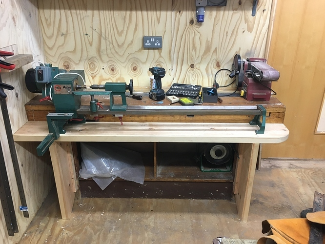Wood Lathe Tyme Avon Tools Discourse South London