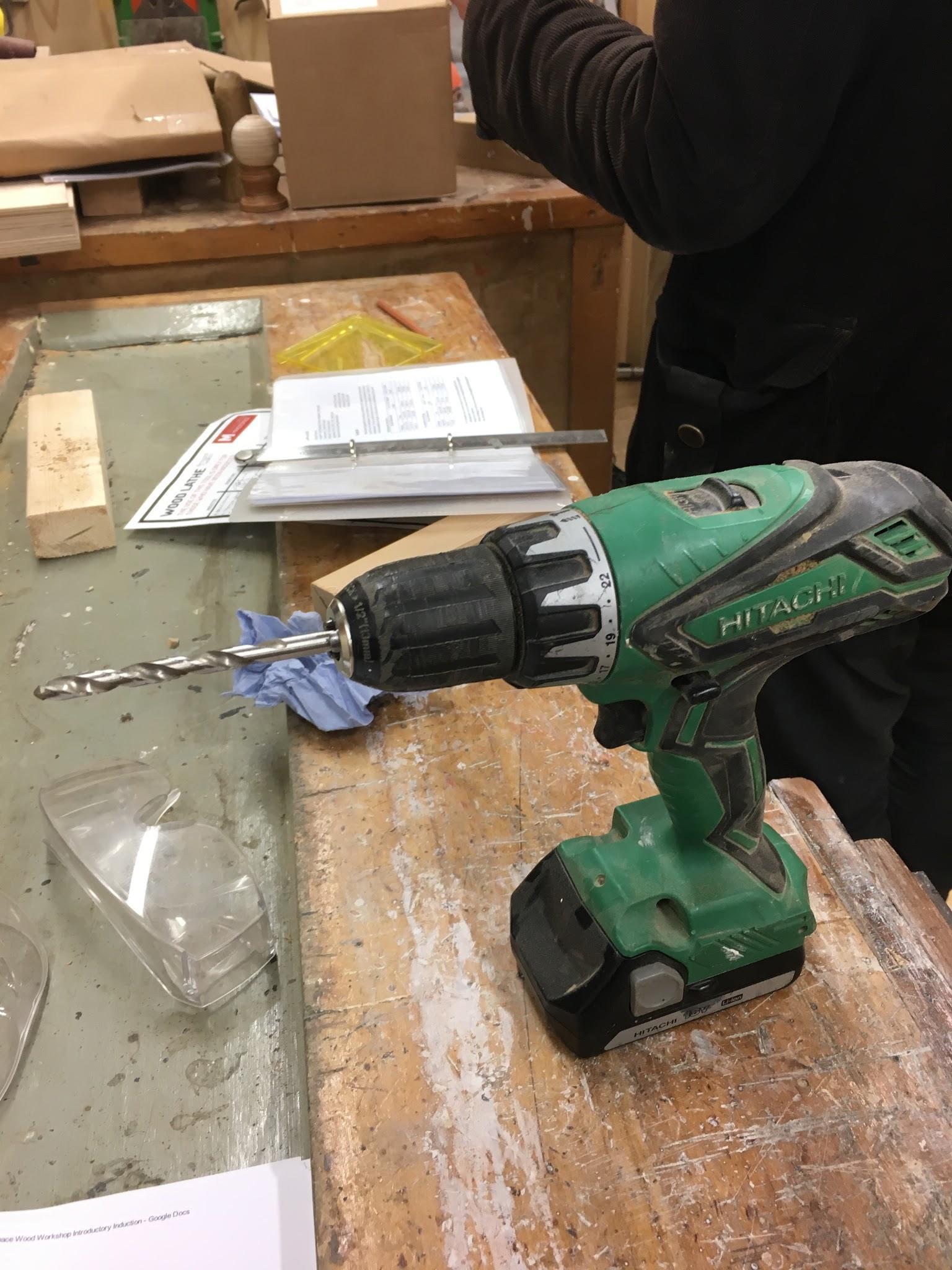 Wood Workshop Induction 3 Hand Held Power Tools Tools