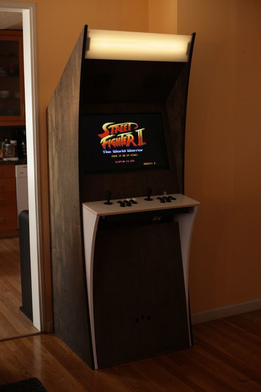 Arcade Machine Cnc Project Projects Discourse