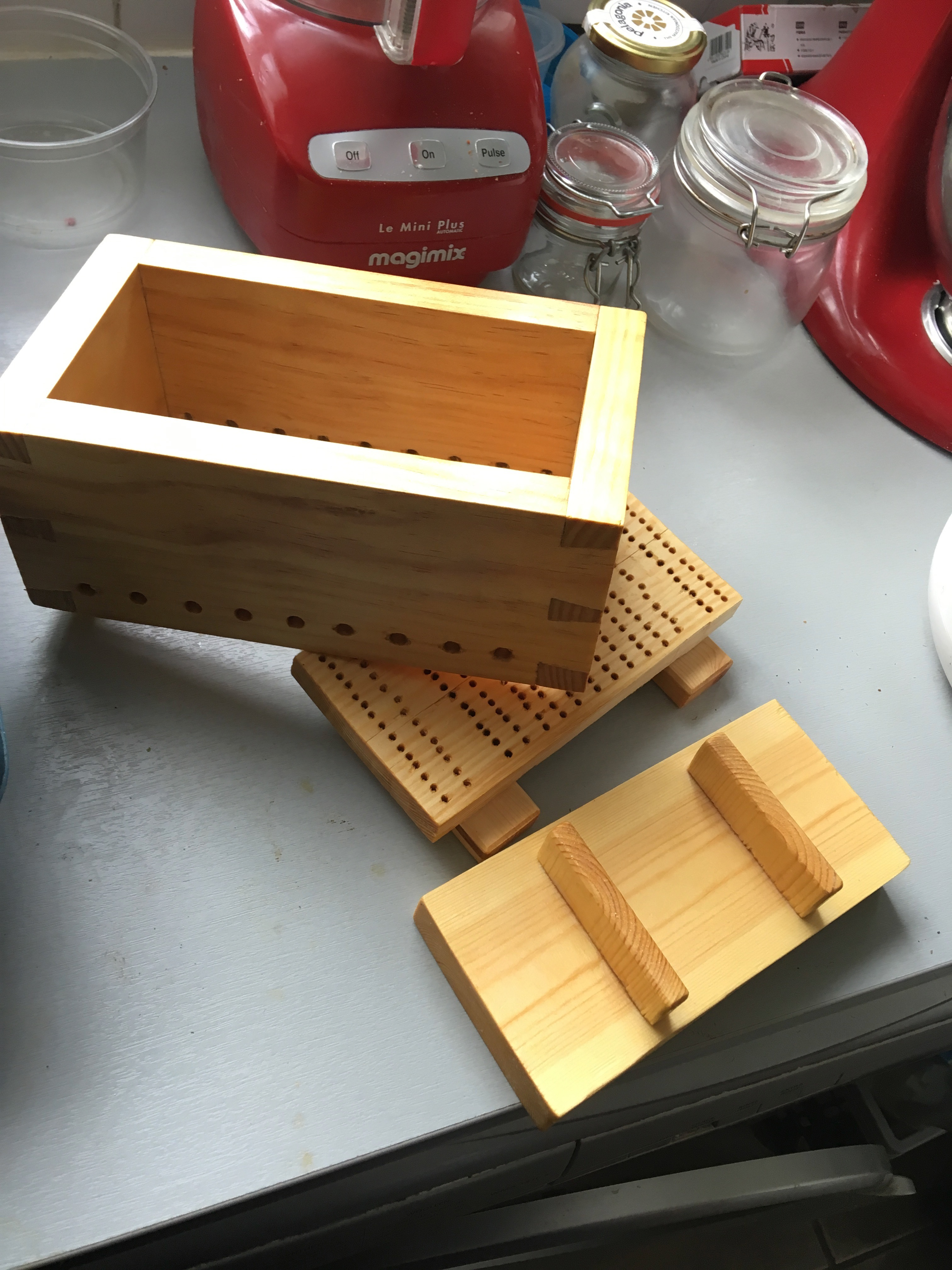 Tofu press version 2 - Projects - Discourse – South London Makerspace